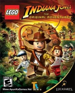 LEGO Indiana Jones: The Original Adventures Game Free Download