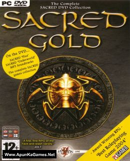 Sacred Gold Game Free Download