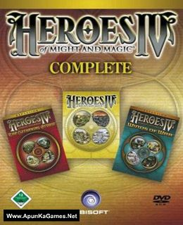 Heroes of Might and Magic 4: Complete Game Free Download