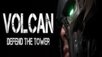 Volcan Defend the Tower Game