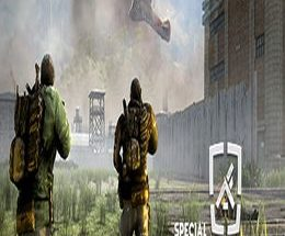 Special Counter Force Attack Game