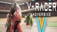 V-Racer Hoverbike Game