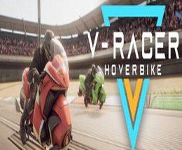 V-Racer Hoverbike Game