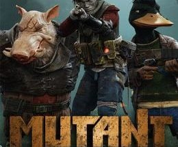 Mutant Year Zero: Road to Eden Game