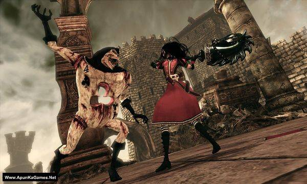 Alice: Madness Returns Game Free Download