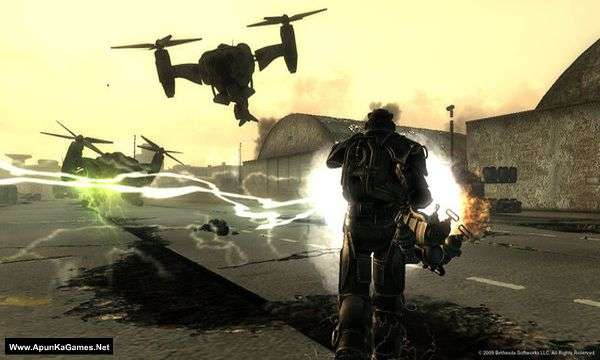Fallout 3: Game of the Year Edition Game Free Download