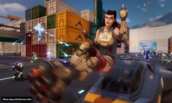 Agents of Mayhem Screenshot 1, Full Version, PC Game, Download Free