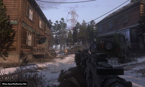 Call of Duty: Modern Warfare Remastered Game Download