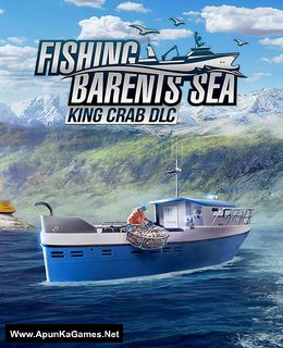 Fishing: Barents Sea - King Crab Cover, Poster, Full Version, PC Game, Download Free