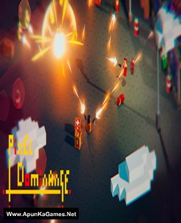 Pixel Dominance Cover, Poster, Full Version, PC Game, Download Free