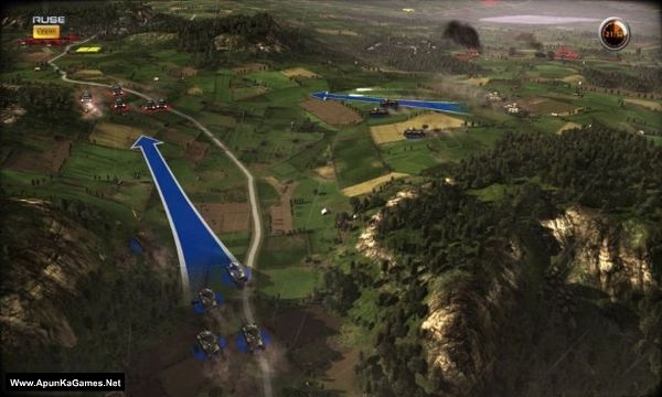 R.U.S.E. Screenshot 1, Full Version, PC Game, Download Free