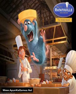 Ratatouille Cover, Poster, Full Version, PC Game, Download Free