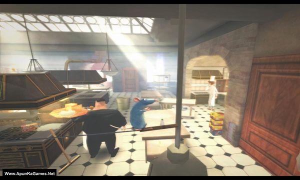 Ratatouille Screenshot 1, Full Version, PC Game, Download Free