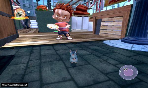 Ratatouille Screenshot 3, Full Version, PC Game, Download Free