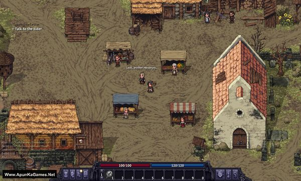 Stoneshard Screenshot 3, Full Version, PC Game, Download Free