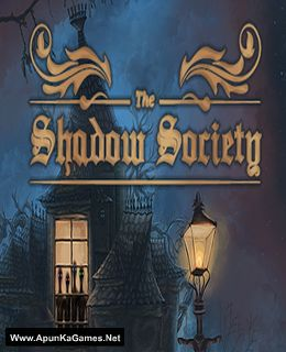The Shadow Society Cover, Poster, Full Version, PC Game, Download Free