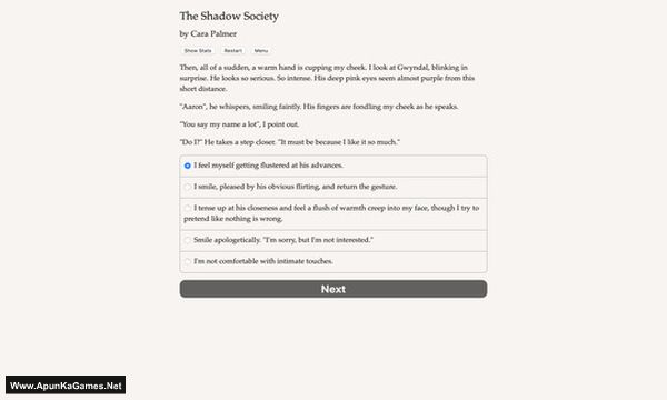 The Shadow Society Screenshot 1, Full Version, PC Game, Download Free