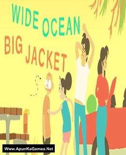 Wide Ocean Big Jacket Cover, Poster, Full Version, PC Game, Download Free