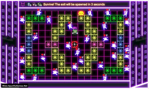Bomber Fox Screenshot 1, Full Version, PC Game, Download Free
