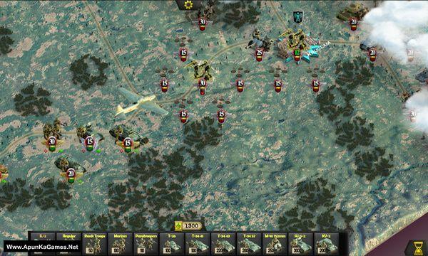 Frontline The Great Patriotic War Screenshot 3, Full Version, PC Game, Download Free