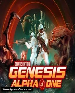 Genesis Alpha One Deluxe Edition Cover, Poster, Full Version, PC Game, Download Free