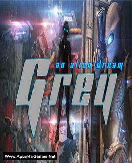 Grey: An Alien Dream Cover, Poster, Full Version, PC Game, Download Free