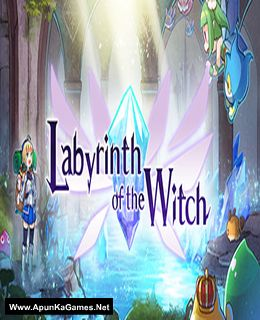 Labyrinth of the Witch Cover, Poster, Full Version, PC Game, Download Free
