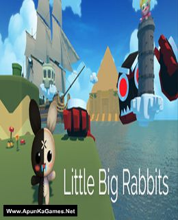 Little Big Rabbits Cover, Poster, Full Version, PC Game, Download Free