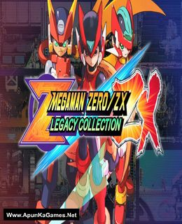 Mega Man Zero/ZX Legacy Collection Cover, Poster, Full Version, PC Game, Download Free