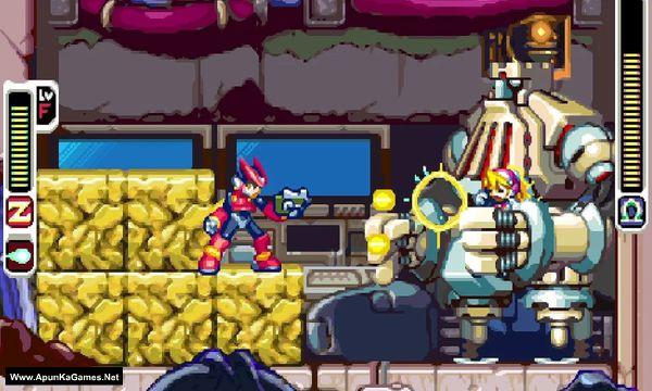 Mega Man Zero/ZX Legacy Collection Screenshot 2, Full Version, PC Game, Download Free
