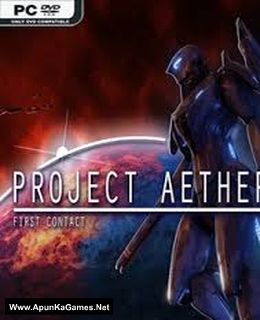 Project AETHER: First Contact Cover, Poster, Full Version, PC Game, Download Free