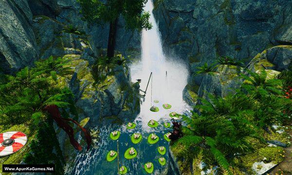 Shuriken and Aliens Screenshot 1, Full Version, PC Game, Download Free