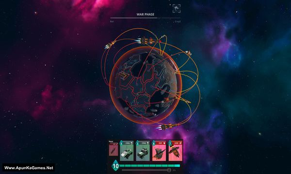 Stellar Commanders Screenshot 1, Full Version, PC Game, Download Free