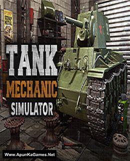 Tank Mechanic Simulator Cover, Poster, Full Version, PC Game, Download Free