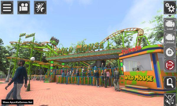 Theme Park Simulator Screenshot 2, Full Version, PC Game, Download Free