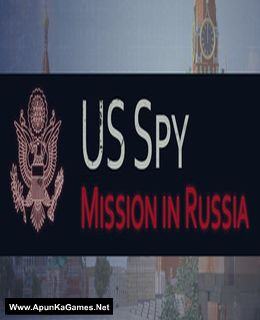 US Spy Mission in Russia Cover, Poster, Full Version, PC Game, Download Free