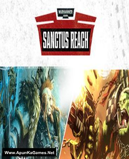 Warhammer 40,000: Sanctus Reach Cover, Poster, Full Version, PC Game, Download Free