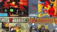 Mechwarrior Collection (1-4)