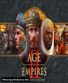 Age of Empires II: Definitive Edition Cover, Poster, Full Version, PC Game, Download Free
