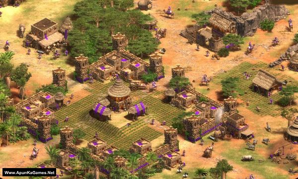 Age of Empires II: Definitive Edition Screenshot 1, Full Version, PC Game, Download Free