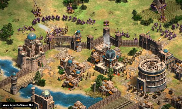 Age of Empires II: Definitive Edition Screenshot 2, Full Version, PC Game, Download Free