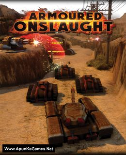 Armoured Onslaught Cover, Poster, Full Version, PC Game, Download Free