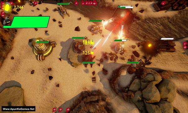 Armoured Onslaught Screenshot 2, Full Version, PC Game, Download Free