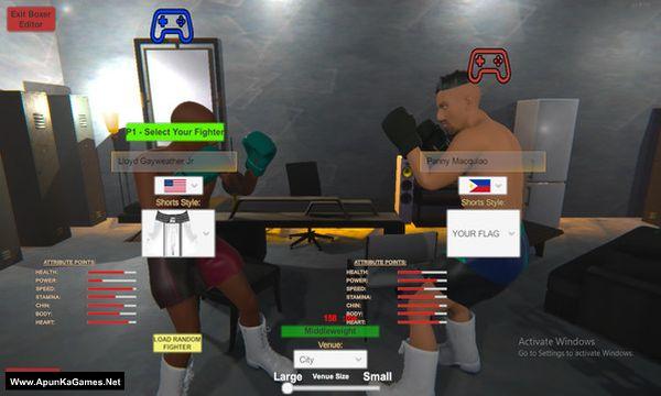 Art of Boxing Screenshot 2, Full Version, PC Game, Download Free