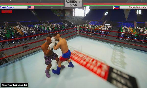 Art of Boxing Screenshot 3, Full Version, PC Game, Download Free