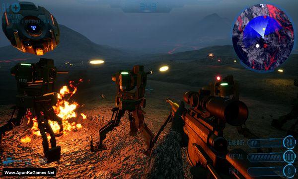 Artificial Extinction Screenshot 1, Full Version, PC Game, Download Free
