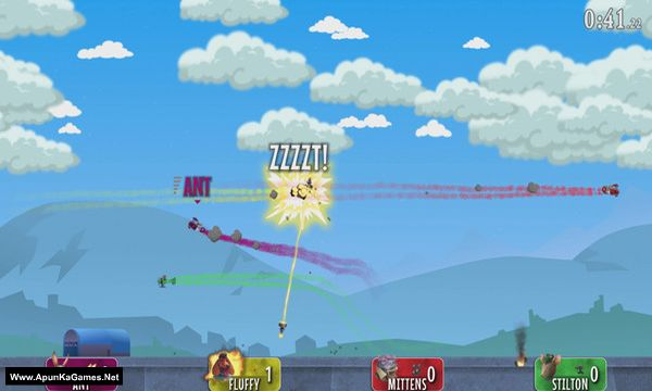 Baron: Fur Is Gonna Fly Screenshot 1, Full Version, PC Game, Download Free