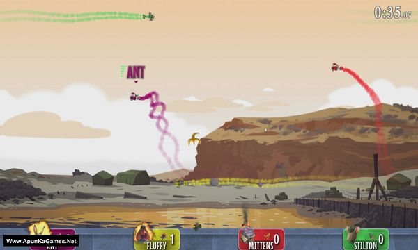 Baron: Fur Is Gonna Fly Screenshot 2, Full Version, PC Game, Download Free
