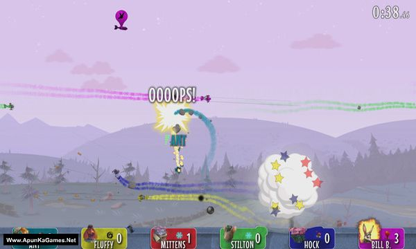 Baron: Fur Is Gonna Fly Screenshot 3, Full Version, PC Game, Download Free