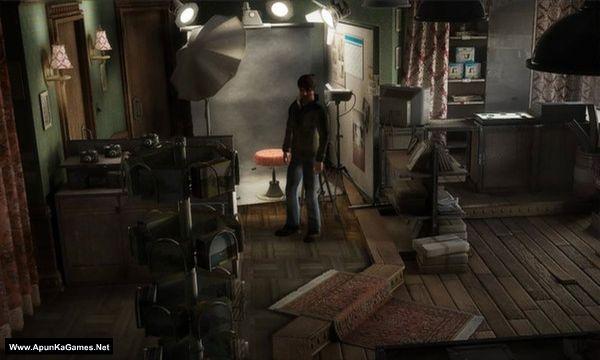Black Mirror 2 Screenshot 1, Full Version, PC Game, Download Free
